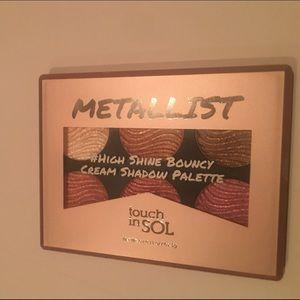 Touch In SOL Metallist High Shine Palette!